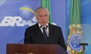 Temer é denunciado por corrupção passiva pela Procuradoria Geral da República