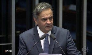 Conselho de Ética do Senado arquiva processo contra Aécio Neves
