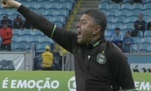 Mais dois técnicos perdem os cargos no Brasileirão