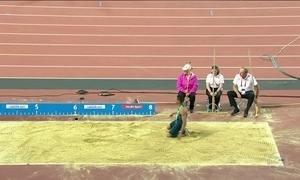 Mateus Evangelista ganha mais uma medalha no Mundial de Atletismo Paralímpico, em Londres