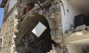 Terremoto de 4,2 na escala Richter atinge Centro da Itália