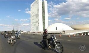 Maior encontro de motociclistas da América Latina acontece em Brasília