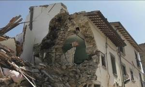 Terremotos voltam a assustar moradores do sul da Europa