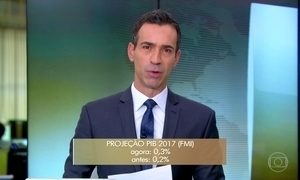 FMI revisa para cima a projeção de crescimento da economia em 2017