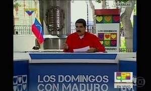 Nicolás Maduro ameaça prender 33 juízes da Suprema Corte nomeados pela Assembleia Nacional