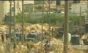 Conselho de Segurança nas Nações Unidas discute a violência entre israelenses e palestinos