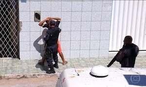 Polícia faz operação em bairro de Natal dominado por uma facção criminosa