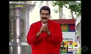 Nicolás Maduro faz versão de 'Despacito' e autores não gostam