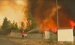 Incêndios de verão, comuns no Hemisfério Norte, estão mais graves este ano