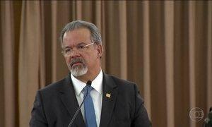Forças Armadas que atuarão no Rio estão preparadas para qualquer reação, diz Jungmann
