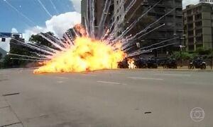 Protestos contra votação na Venezuela tem até 12 mortos, segundo relatos