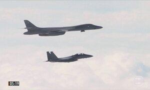 Novo teste de míssil da Coreia do Norte provoca reação dos EUA
