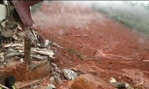 Número de mortos em deslizamento em Serra Leoa pode passar de 300