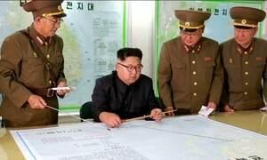 Depois de ameaças, Kim Jong-un adia planos de atacar o território americano de Guam