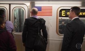 Passageiros que usam os metrôs de NY enfrentam diversos problemas