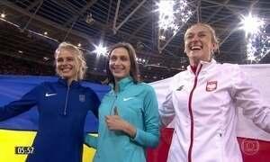 Atletismo tenta se reerguer apos escândalos de doping na Rússia