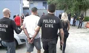 Polícia faz segunda operação para prender os suspeitos de ataques criminosos em SC