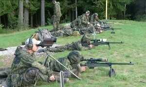 Rússia inicia grande treinamento militar na fronteira com a União Europeia