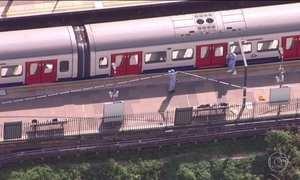 Polícia busca suspeito do ataque terrorista no metrô de Londres