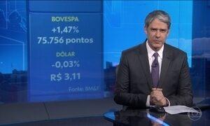 Principal índice da Bolsa de Valores de SP atinge novo recorde