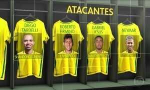 Tite convoca Seleção Brasileira para os dois últimos jogos das Eliminatórias