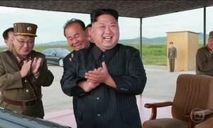 Fantástico mostra poder de destruição do arsenal da Coreia do Norte