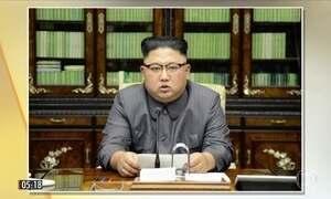 Ditador norte-coreano ameaça testar bomba com alto poder de destruição no Oceano Pacífico
