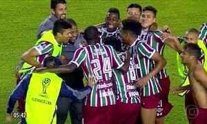 Fluminense consegue classificação apesar de derrota para a LDU
