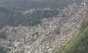Tiros são ouvidos na Rocinha neste sábado (23)