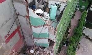 Novo terremoto de 6.2 de magnitude atinge o México