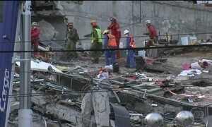 Novo tremor de terra assusta mexicanos neste sábado
