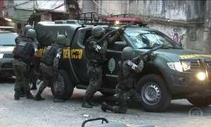 Fantástico traz cobertura especial da guerra do tráfico na Rocinha
