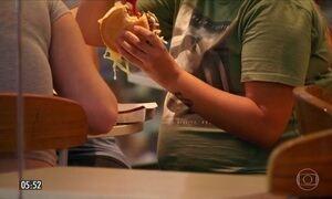 Pesquisa mostra que 124 milhões de crianças e adolescentes estão obesos no mundo