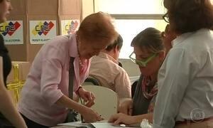 Milhões de venezuelanos vão às urnas para eleger governadores