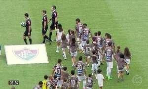 Fluminense vence e deixa o Z-4 do Brasileirão
