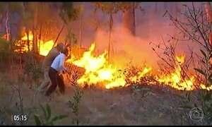 Portugal e Espanha pedem ajuda internacional para combater os incêndios florestais
