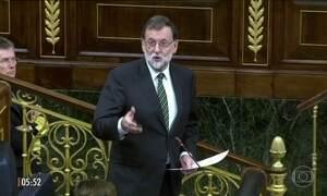 Governo da Espanha aguarda resposta sobre independência da Catalunha