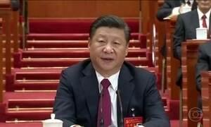 Partido comunista eleva presidente a status semelhante ao do fundador da China