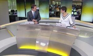Jornal Hoje - Edição de terça-feira, 24/10/2017