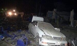Ação de terroristas deixa 29 mortos em Mogadíscio, capital da Somália