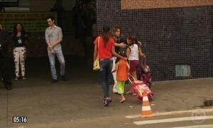 Alunos retomam as aulas após garoto atirar em colegas em escola em GO