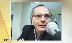 Doleiro Lúcio Funaro retoma depoimento à Justiça Federal em Brasília