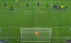 Seleção brasileira vence amistoso contra o Japão na França