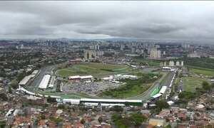 Funcionários da Mercedes são assaltados na saída do circuito de Interlagos