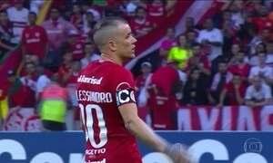Internacional confirma acesso à Série A do Brasileirão