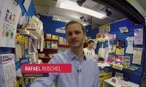 VC no PEGN: Empresário conta sobre loja de produtos para colorir