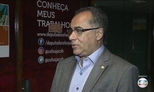 Deputado Celso Jacob (PMDB) não pode mais deixar a cadeia para ir ao Congresso