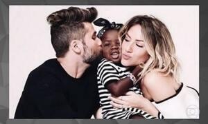 Bruno Gagliasso e Giovanna Ewbank vão prestar queixa de racismo contra filha
