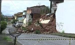 Mulher morre afogada dentro de casa na região metropolitana de Belo Horizonte