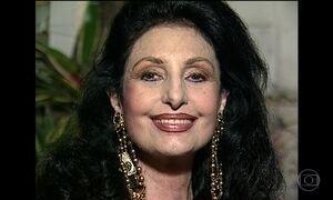 Morre no Rio a dama da alta sociedade carioca Carmen Mayrink Veiga